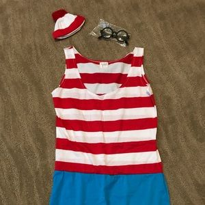 Other - Where's Waldo - women's costume